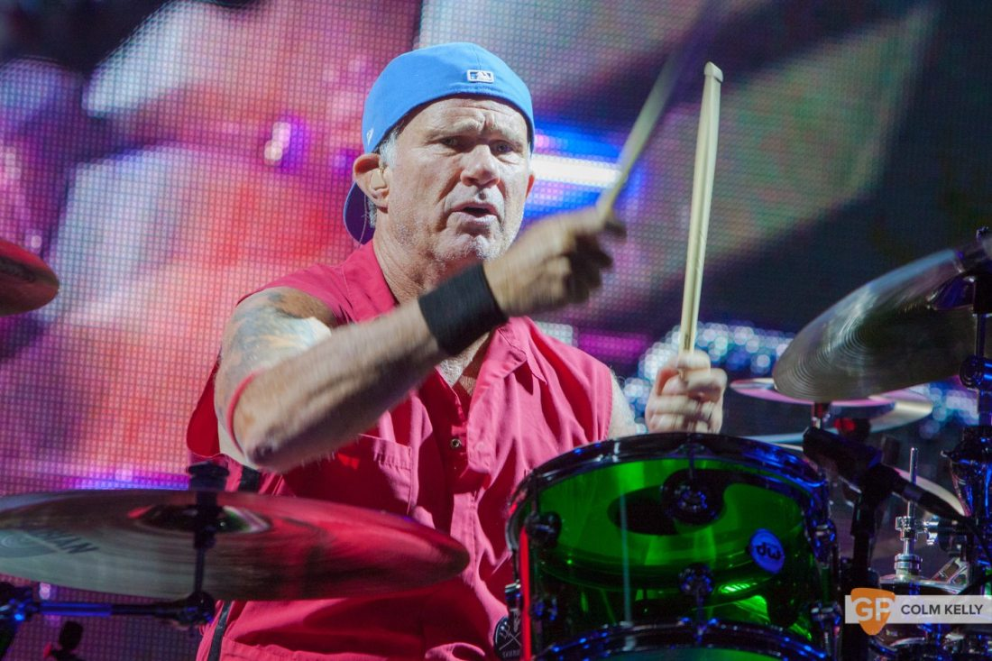 Red Hot Chilli Peppers at 3Arena, Dublin by Colm Kelly-0139-2