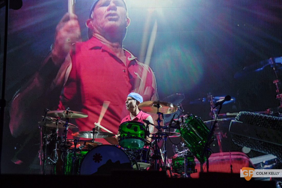 Red Hot Chilli Peppers at 3Arena, Dublin by Colm Kelly-1044