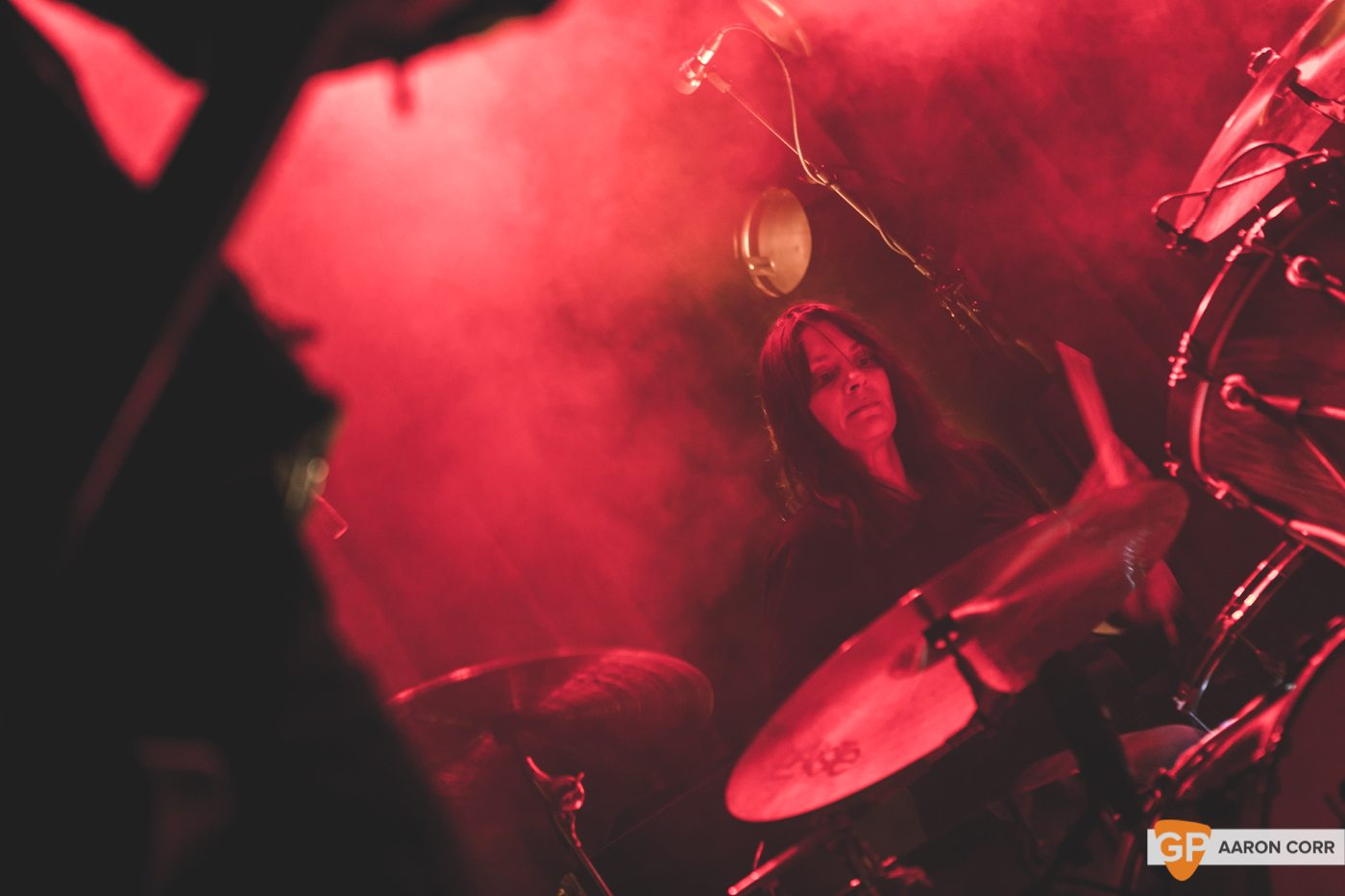 BRMC at The Academy by Aaron Corr-0776