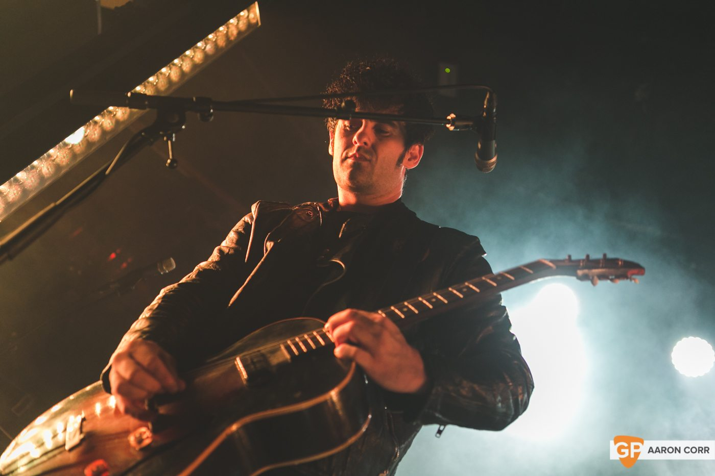 BRMC at The Academy by Aaron Corr-1017