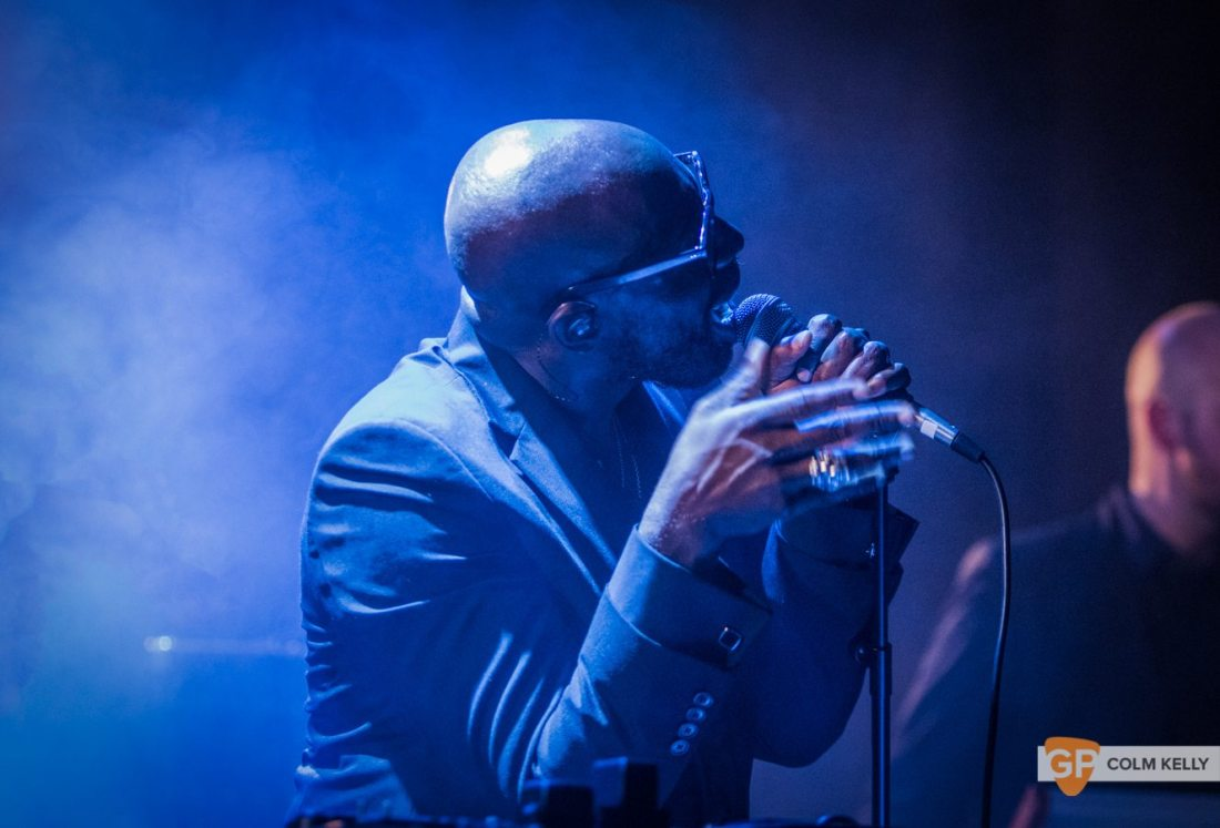 Ghostpoet at The Button Factory, Dublin 24.10.2017 by Colm Kelly-10-102