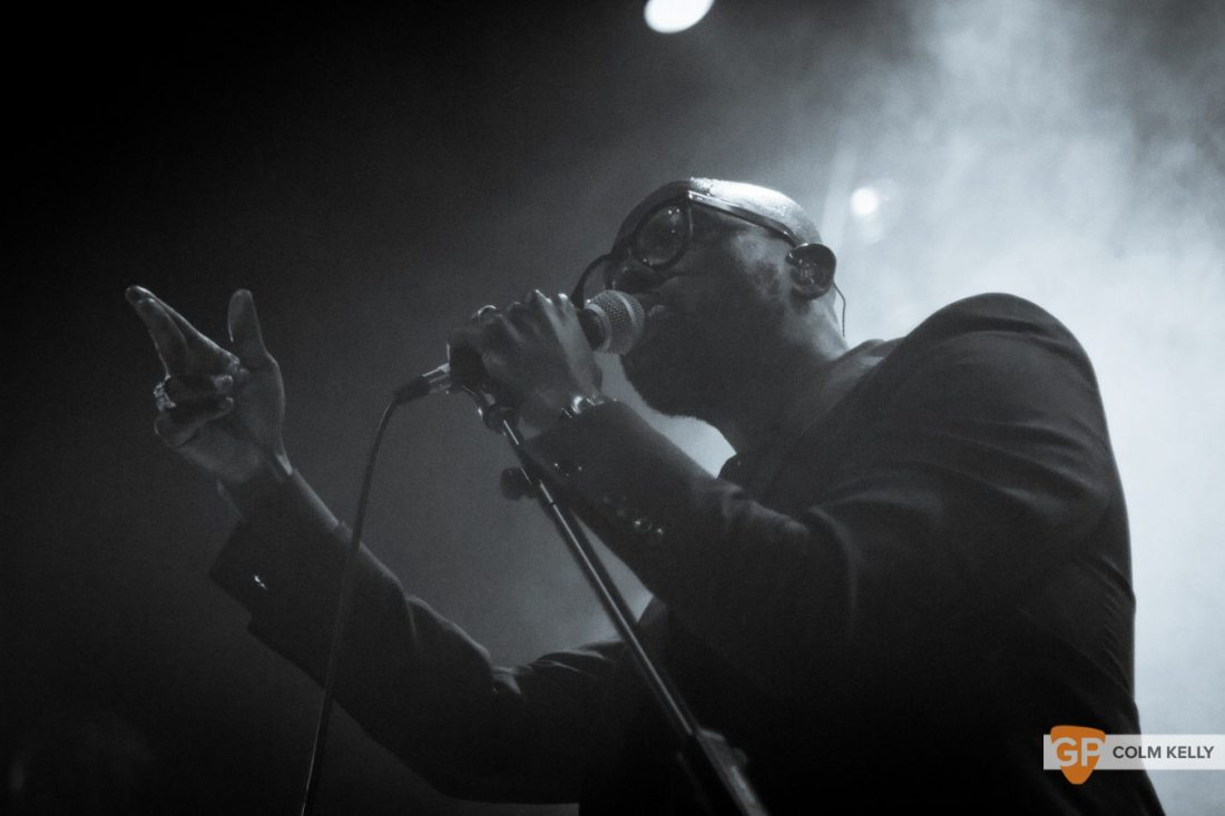 Ghostpoet at The Button Factory, Dublin 24.10.2017 by Colm Kelly-10-120