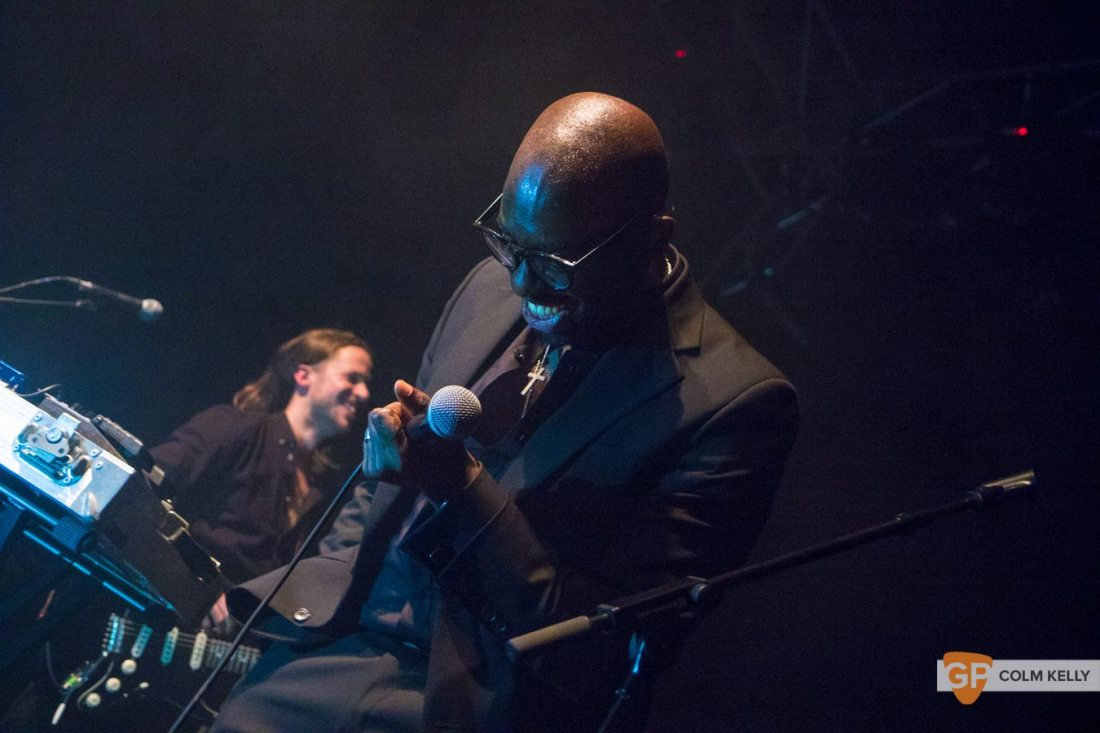 Ghostpoet at The Button Factory, Dublin 24.10.2017 by Colm Kelly-10-52