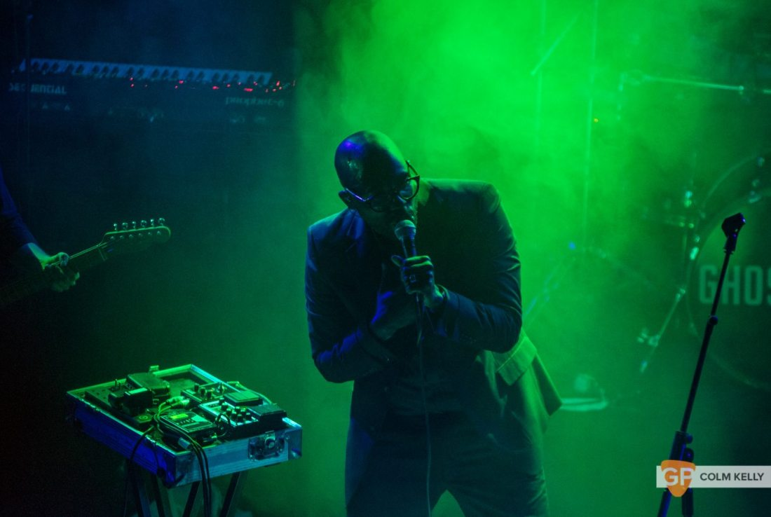 Ghostpoet at The Button Factory, Dublin 24.10.2017 by Colm Kelly-10-80