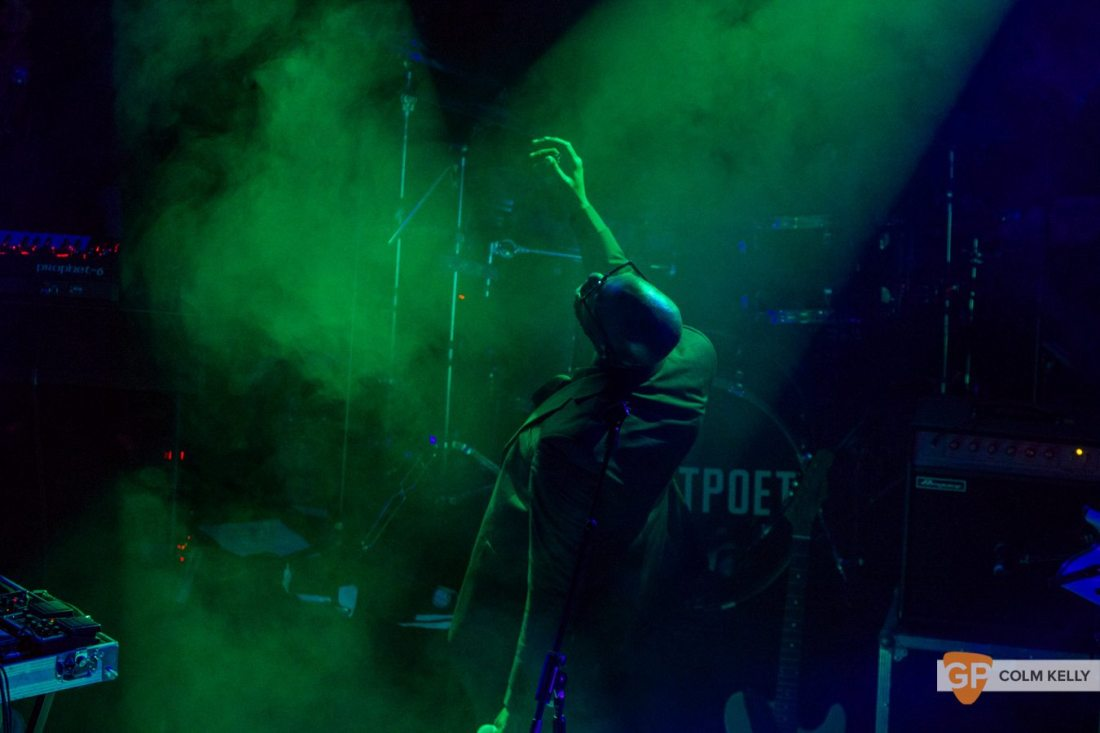 Ghostpoet at The Button Factory, Dublin 24.10.2017 by Colm Kelly-10-89