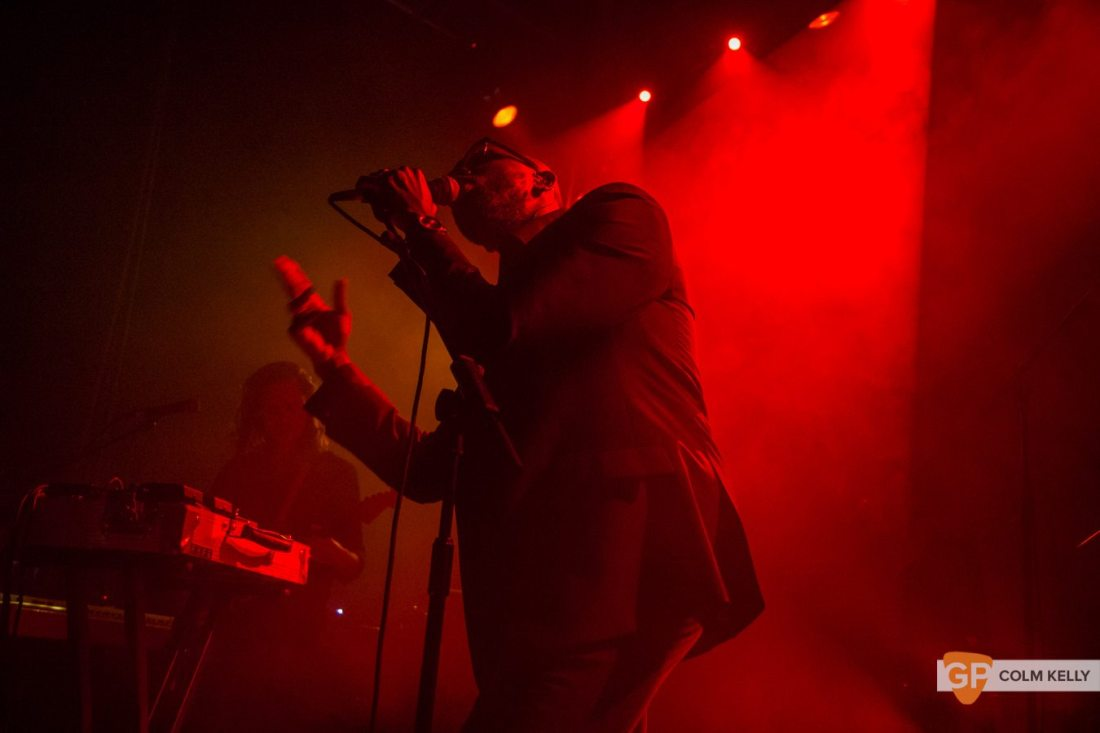 Ghostpoet at The Button Factory, Dublin 24.10.2017 by Colm Kelly-10-9
