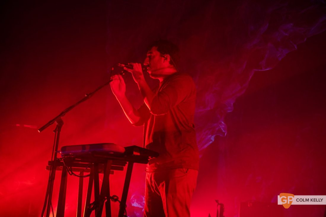 Grizzly Bear at Vicar St., Dublin 4.10.2017 by Colm Kelly-10-150