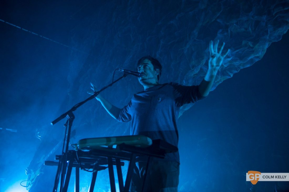 Grizzly Bear at Vicar St., Dublin 4.10.2017 by Colm Kelly-10-158