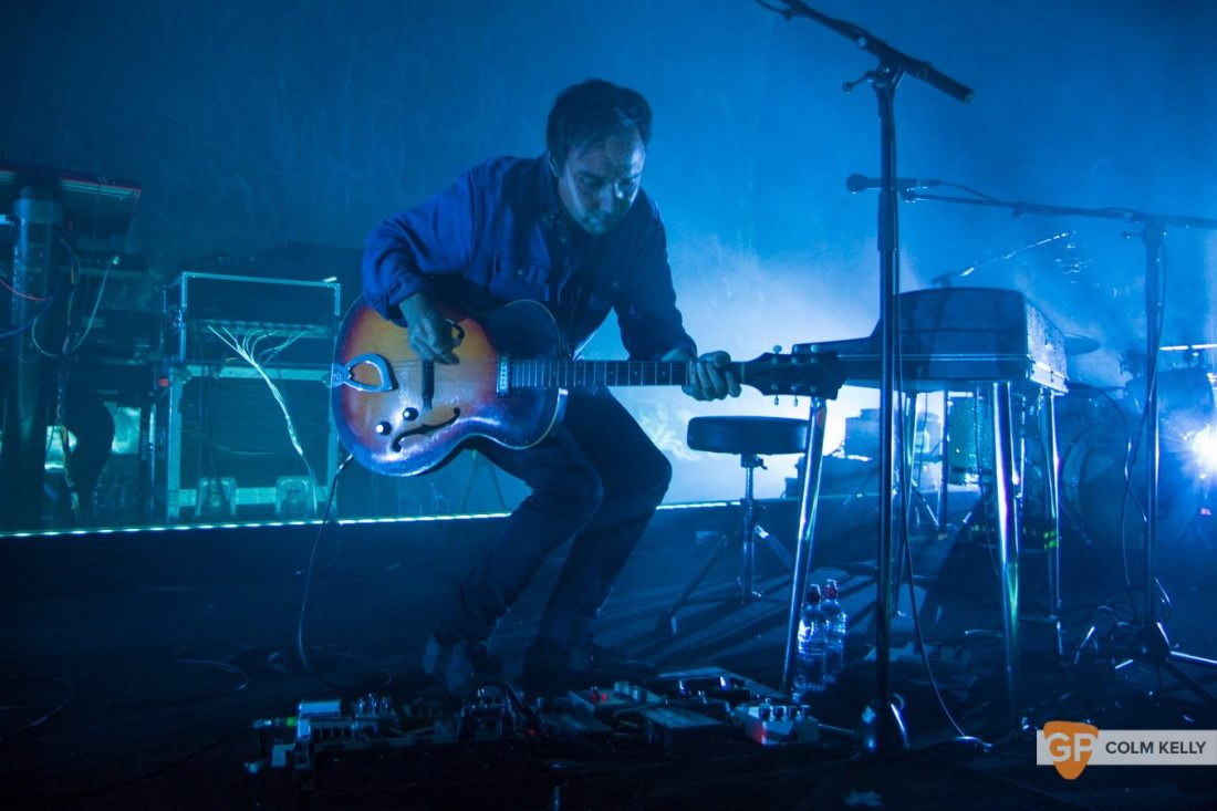 Grizzly Bear at Vicar St., Dublin 4.10.2017 by Colm Kelly-10-163