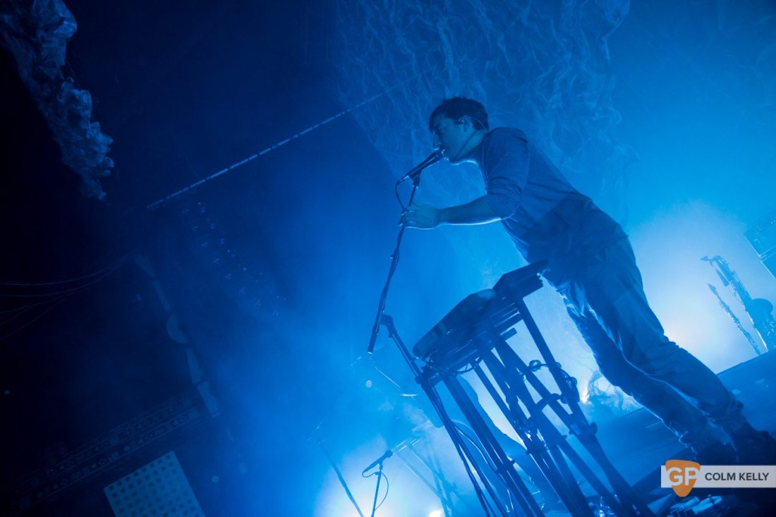 Grizzly Bear at Vicar St., Dublin 4.10.2017 by Colm Kelly-10-177