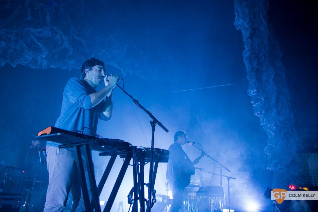 Grizzly Bear at Vicar St., Dublin 4.10.2017 by Colm Kelly-10-210