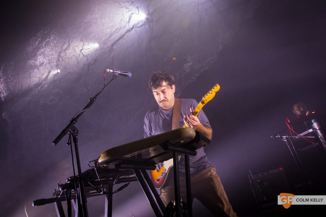 Grizzly Bear at Vicar St., Dublin 4.10.2017 by Colm Kelly-10-235