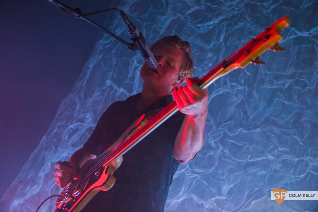 Grizzly Bear at Vicar St., Dublin 4.10.2017 by Colm Kelly-10-36