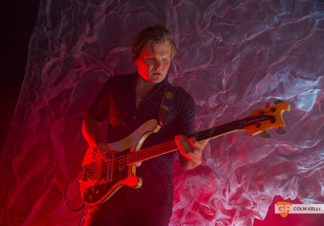 Grizzly Bear at Vicar St., Dublin 4.10.2017 by Colm Kelly-10-49