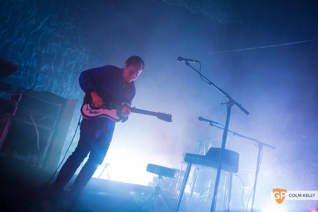 Grizzly Bear at Vicar St., Dublin 4.10.2017 by Colm Kelly-10