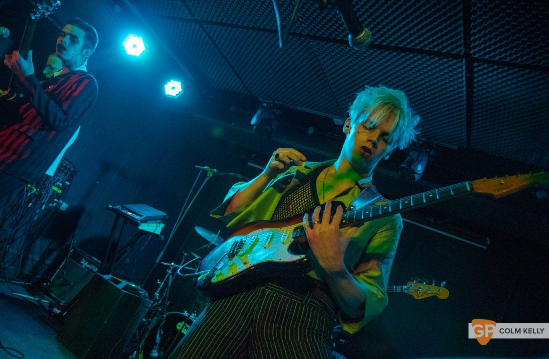 HMLTD at The Workmans Club, Dublin by Colm Kelly-10-129