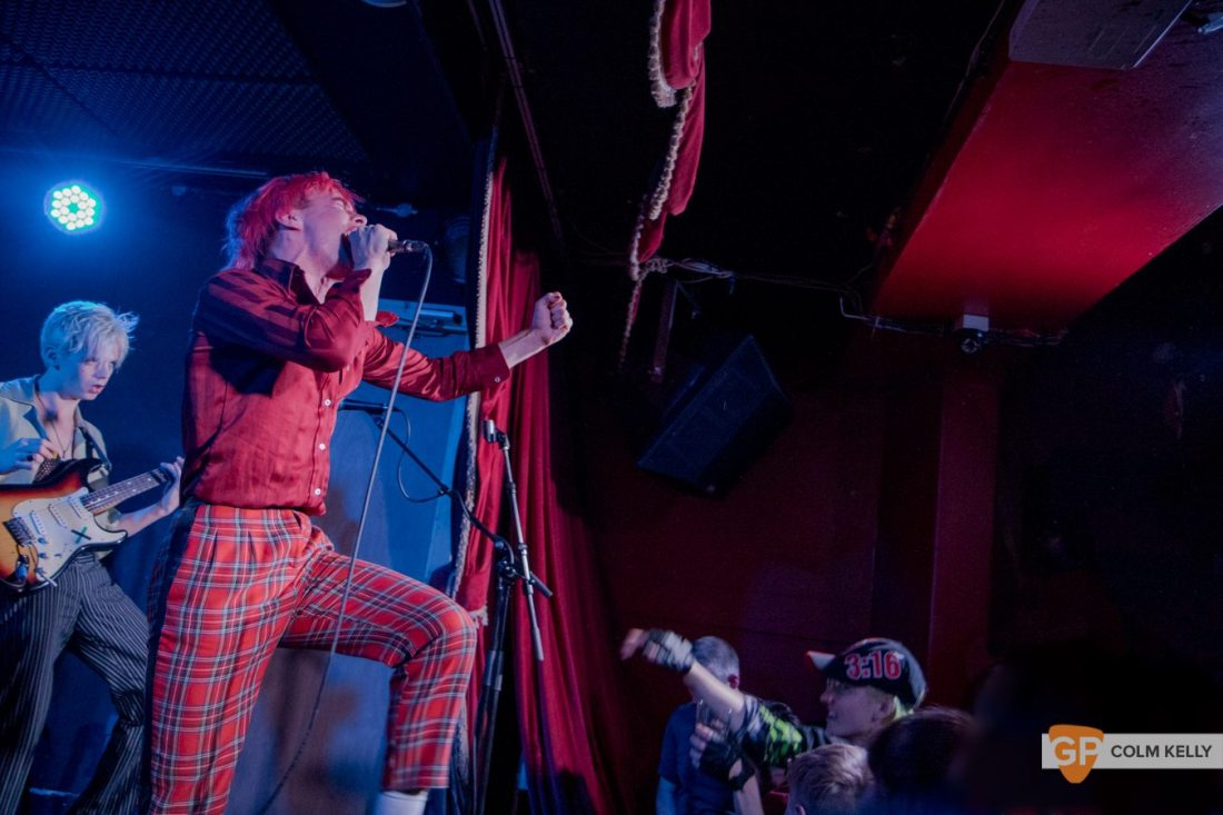 HMLTD at The Workmans Club, Dublin by Colm Kelly-10-247
