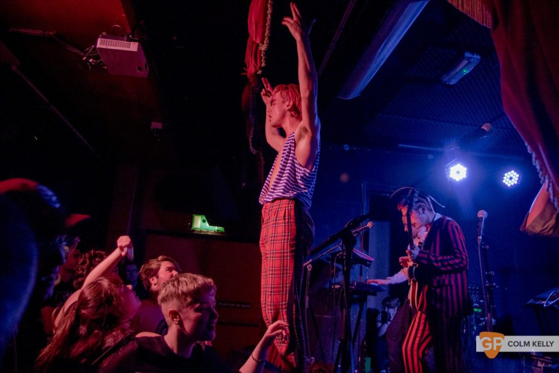HMLTD at The Workmans Club, Dublin by Colm Kelly-10-308