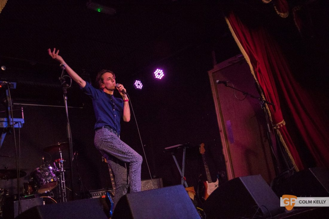 Myles Manley at The Workmans Club, Dublin by Colm Kelly-10-15