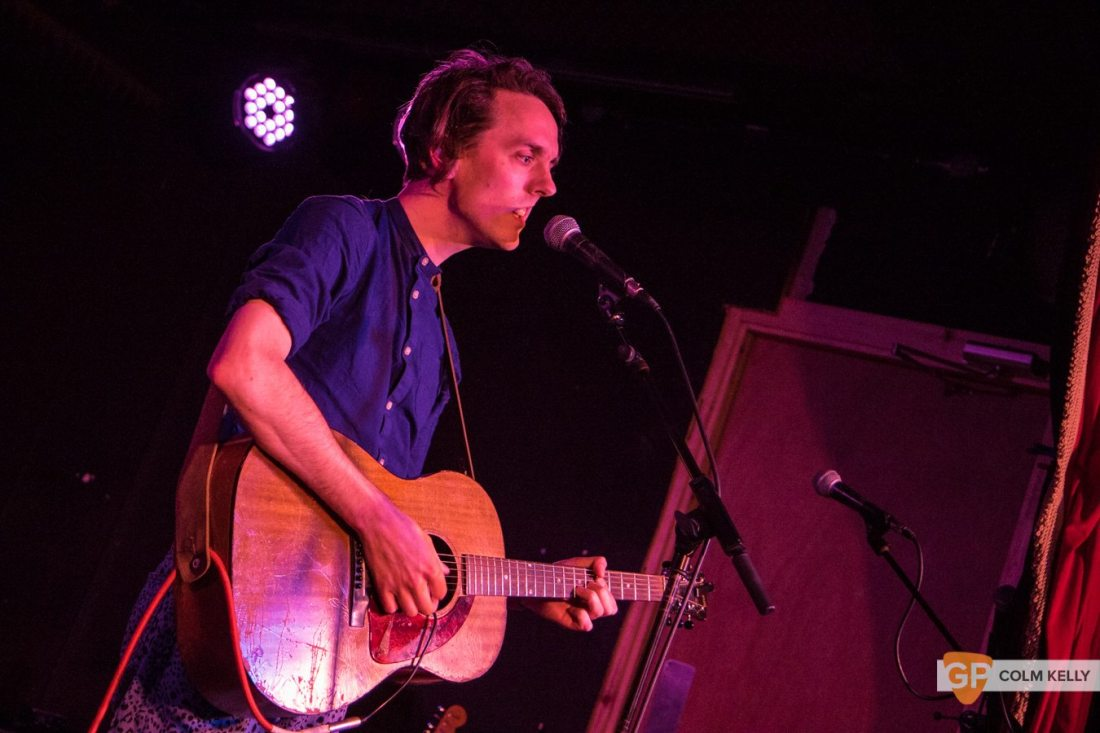 Myles Manley at The Workmans Club, Dublin by Colm Kelly-10-5