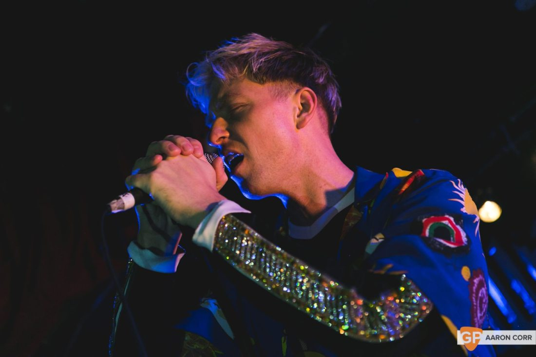 The Drums at Whelans by Aaron Corr-8747