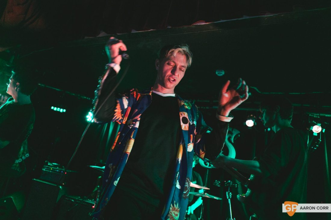The Drums at Whelans by Aaron Corr-8801