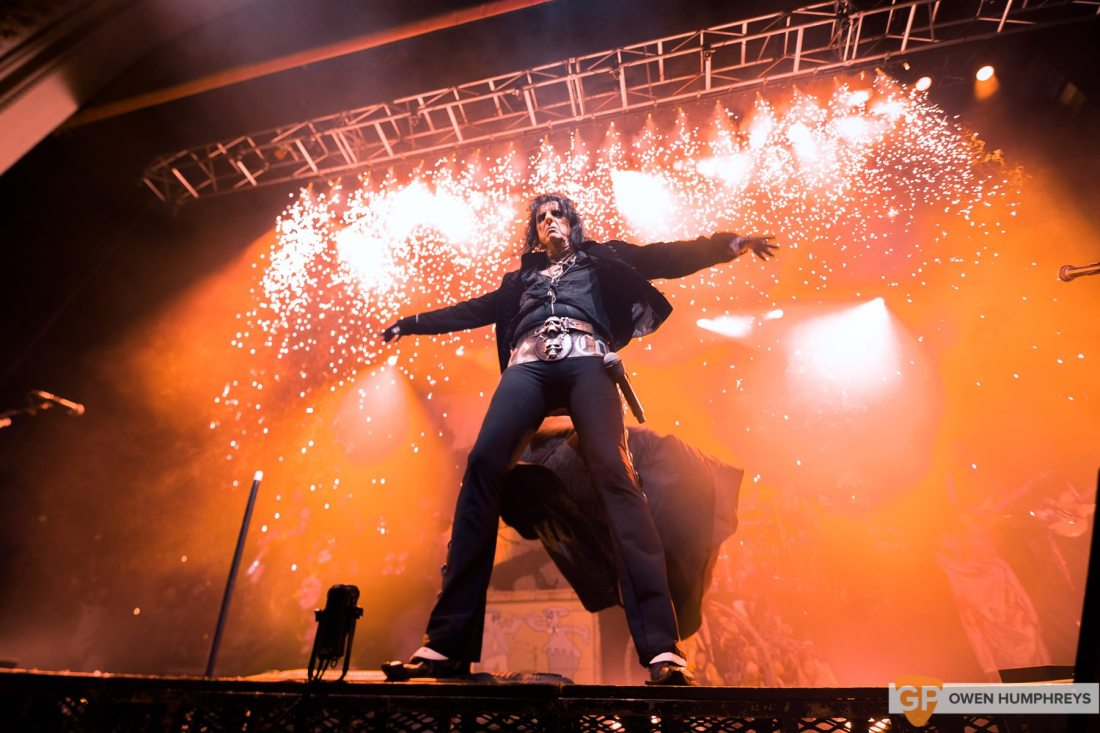 Alice Cooper at The Olympia Theatre by Owen Humphreys-1