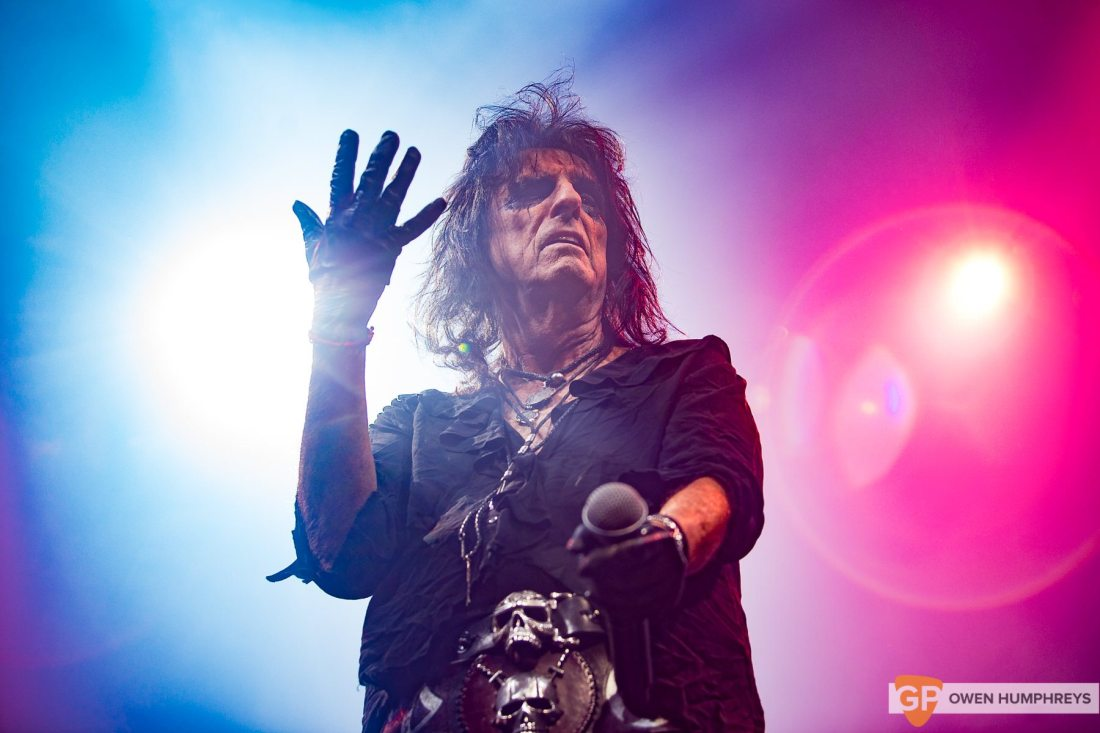 Alice Cooper at The Olympia Theatre by Owen Humphreys-13