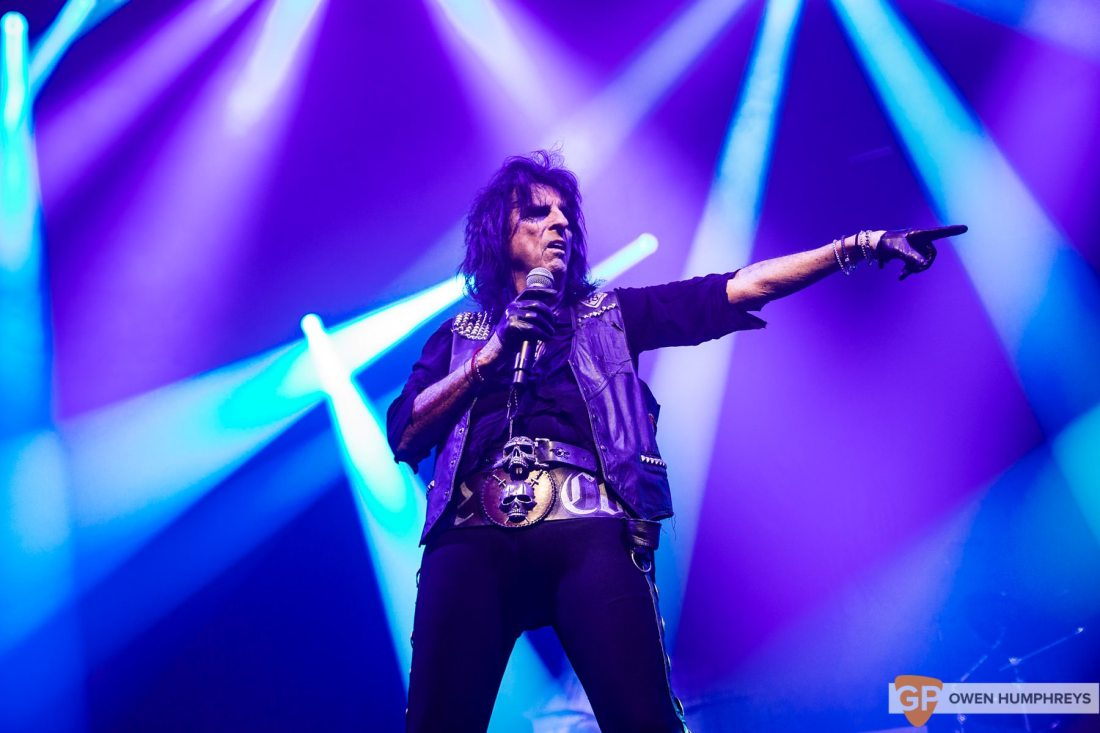 Alice Cooper at The Olympia Theatre by Owen Humphreys-14