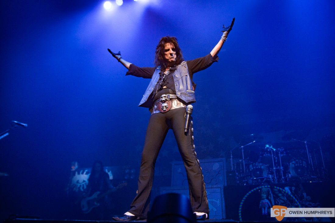 Alice Cooper at The Olympia Theatre by Owen Humphreys-16