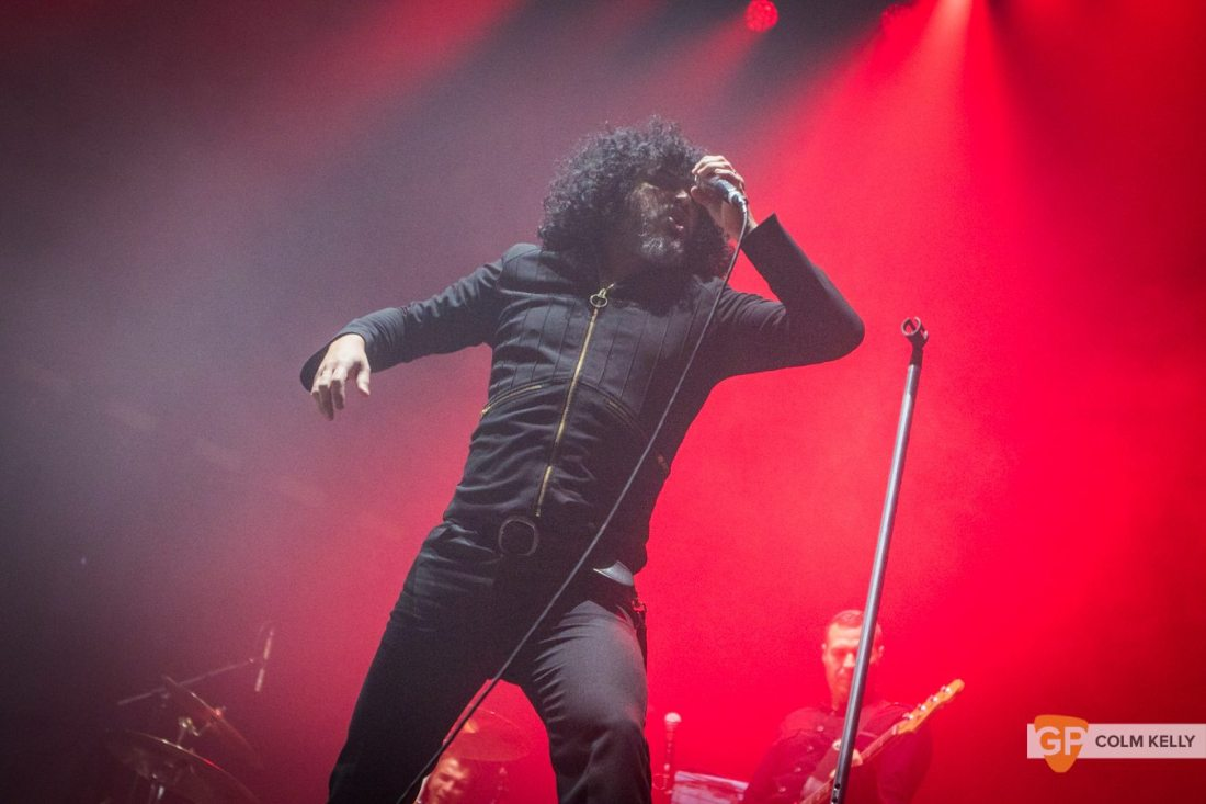 At The Drive-In at 3Arena, Dublin by Colm Kelly-11-37