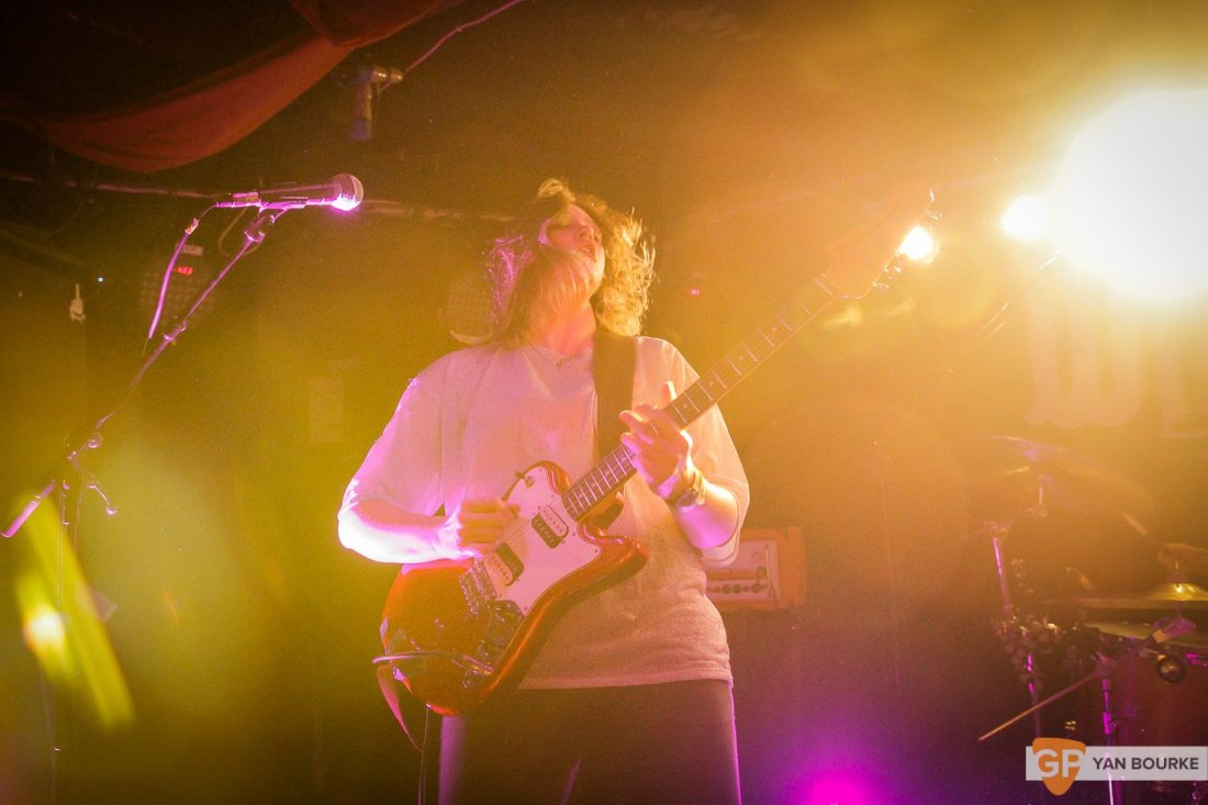 Bitch Falcon at Whelan's on 25 November 2017 by Yan Bourke