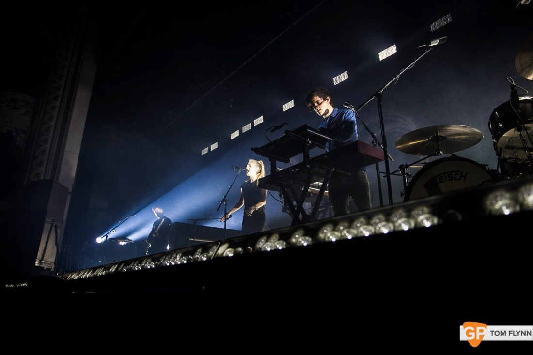 London Grammar at The Olympia Theatre