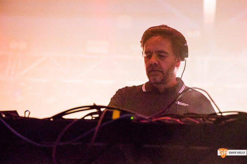 Laurent Garnier at Metropolis Festival 28 October 2017-17