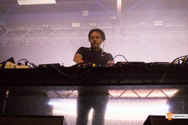 Laurent Garnier at Metropolis Festival 28 October 2017-18