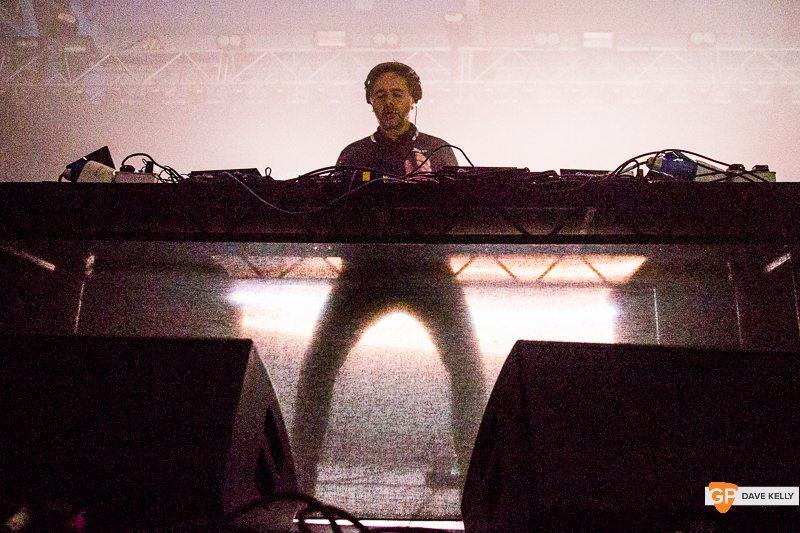 Laurent Garnier at Metropolis Festival 28 October 2017-22