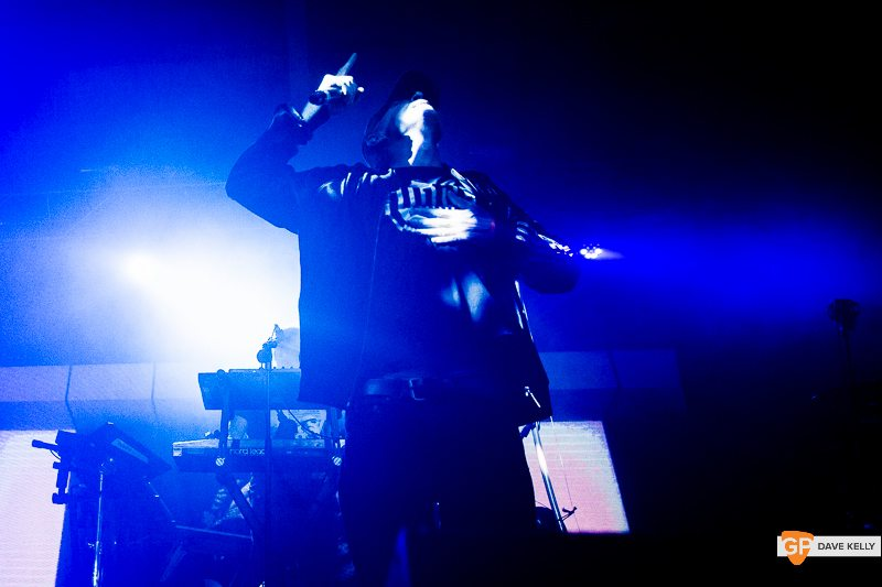 Leftfield at Metropolis Festival 28 October 2017-18