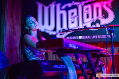 Melina Malone – GoldenPlec's JAMboree at Whelan's. Photo by Owen Humphreys (9 of 28)