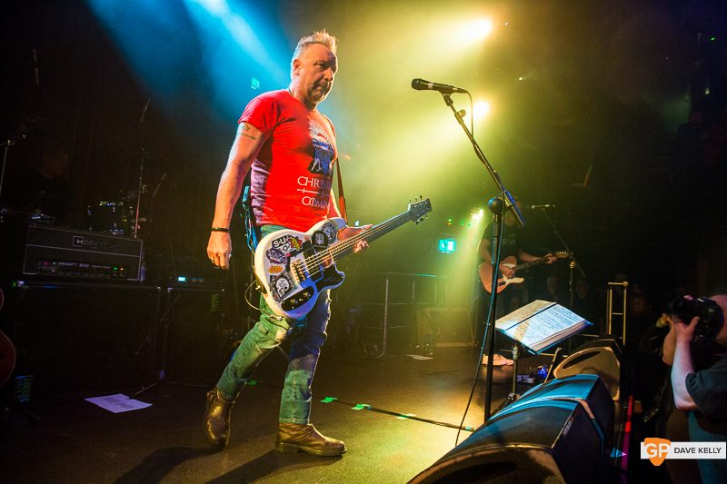 Peter Hook and the Light at The Academy 28 December 2017-14