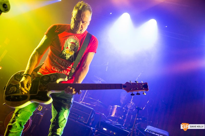 Peter Hook and the Light at The Academy 28 December 2017-30