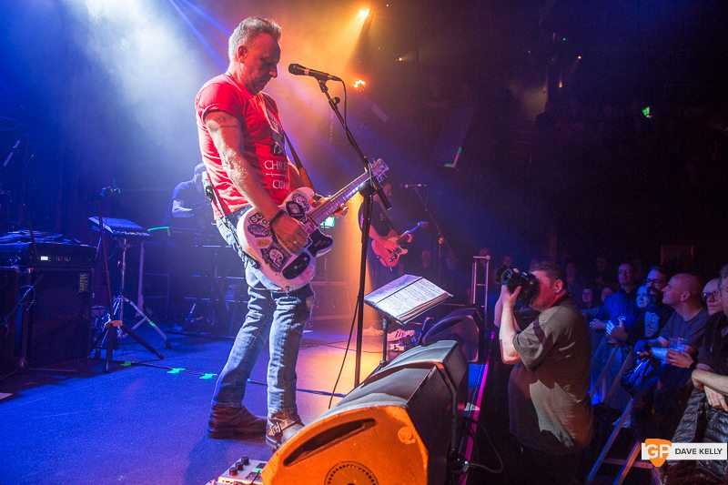 Peter Hook and the Light at The Academy 28 December 2017-33