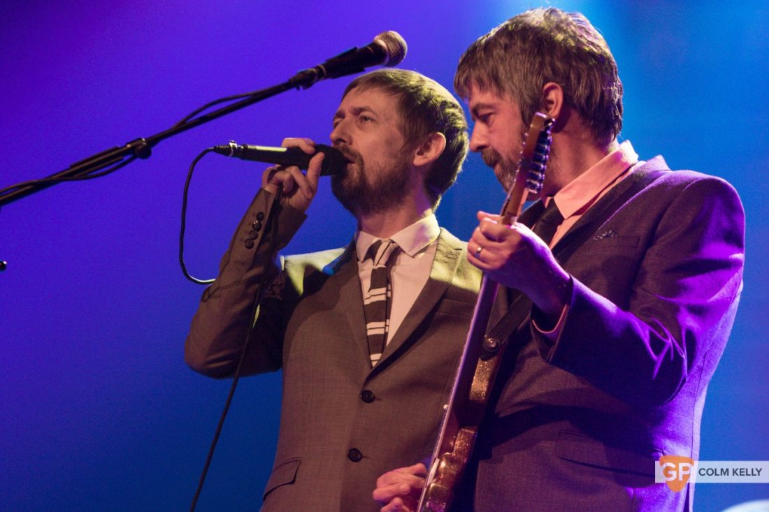 The Divine Comedy at The Olympia Theatre Dublin 8.12.2017 by Colm Kelly-12-45