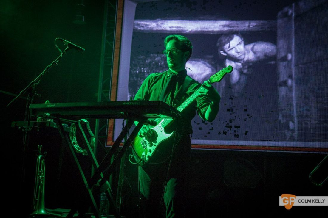 Public Service Broadcasting at The Academy by Colm Kelly-0454