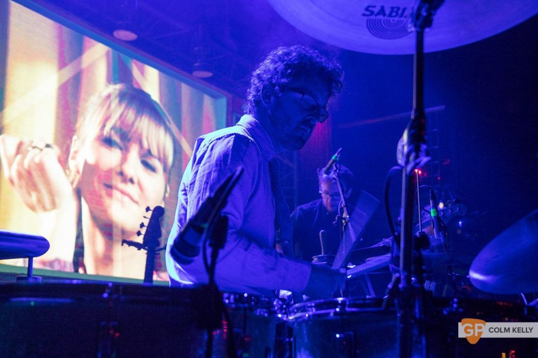 Public Service Broadcasting at The Academy by Colm Kelly-0750