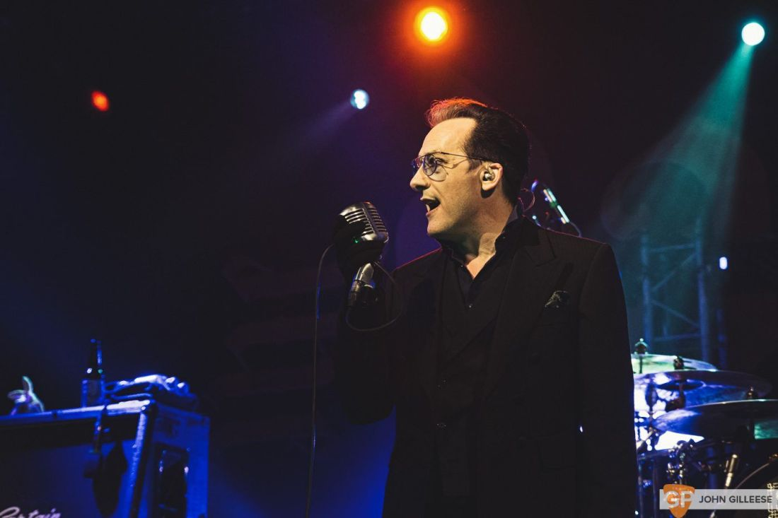 1 – The Damned @ Manchester Academy (12)