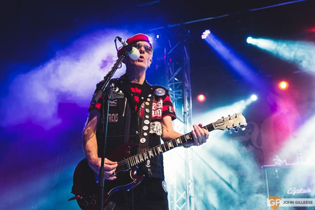 1 – The Damned @ Manchester Academy (14)