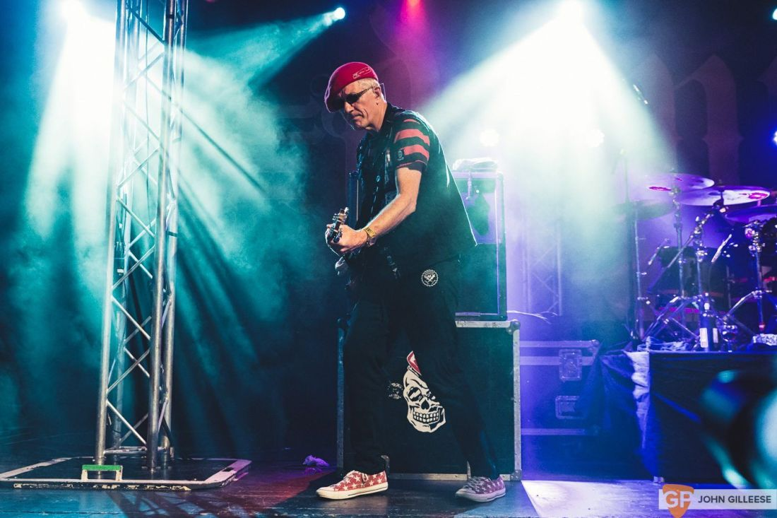 1 – The Damned @ Manchester Academy (15)