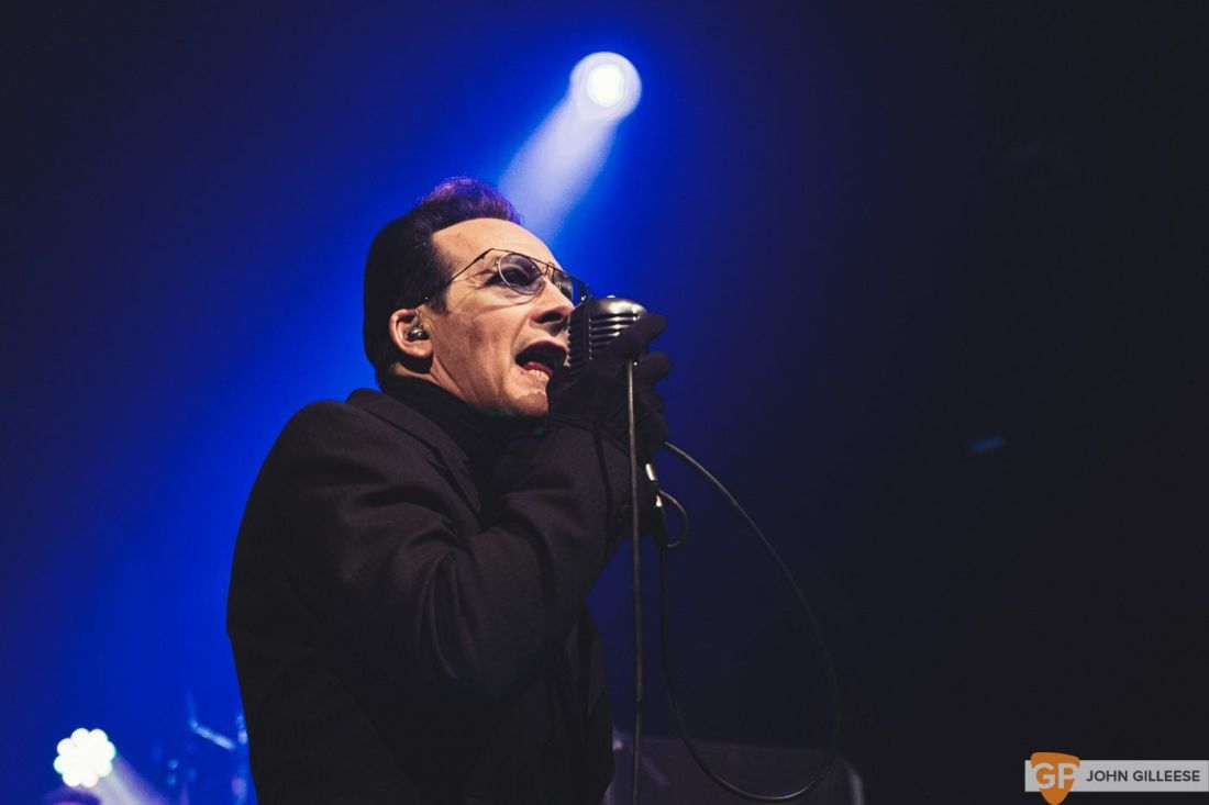 1 – The Damned @ Manchester Academy (22)