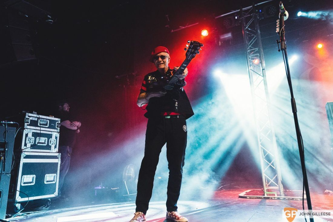 1 – The Damned @ Manchester Academy (28)