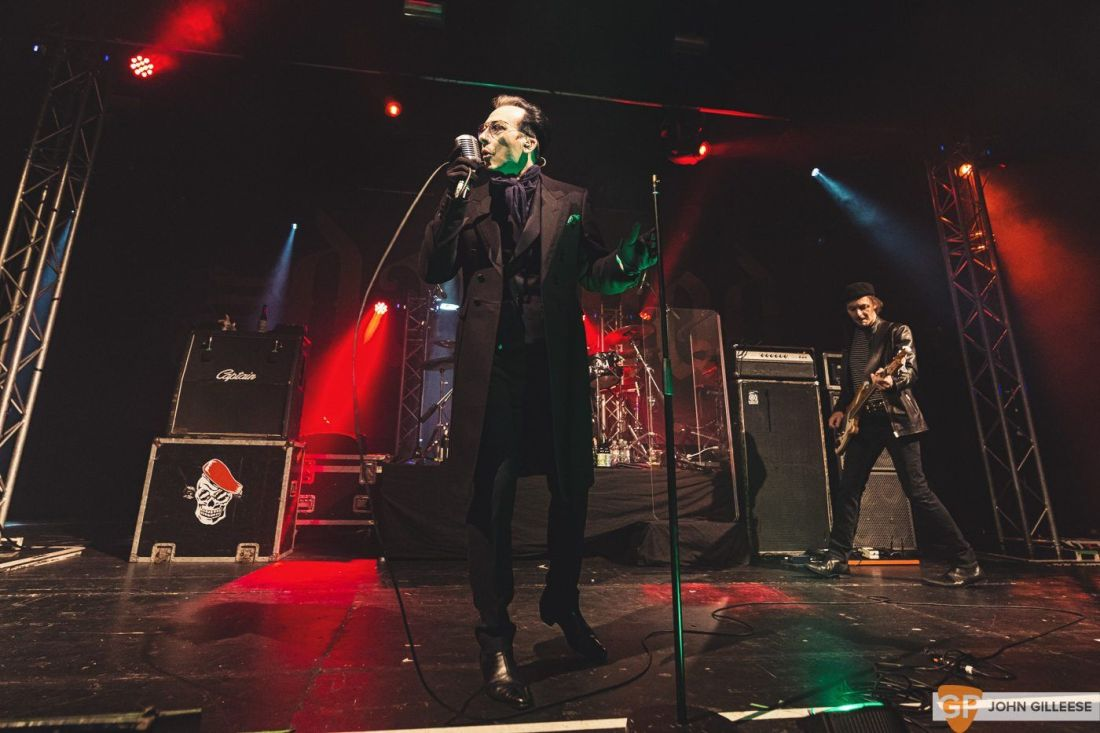 1 – The Damned @ Manchester Academy (5)